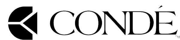 CONDE Logo